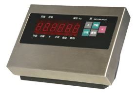 weighing indicator for platform and floor scale with counting function - A12S