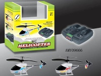 I/R mini helicopter