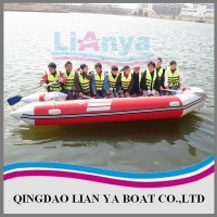 inflatable boat with ce certificate