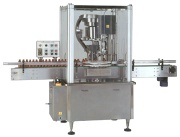 RNSGX50 Star Tray Type Automatic Locking Cap Machine