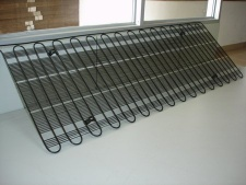 wire-on-tube condenser,