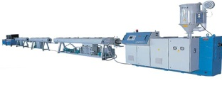 PPR Small Diameter Pipe Extrusion Line - royal1