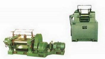 rubber mixing mill - CNRM003