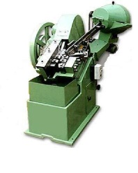 Thread Rolling Machine - Thread Rolling