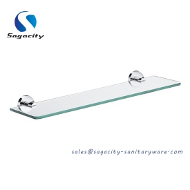 bathroom glass shelves - SAGA-71152
