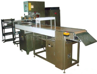 Automatic High Frequency Welding Machine - welding machine