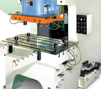 Quick Die Change System For Press And Hydraulic Press