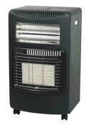 Electric and Gas room heater with CE