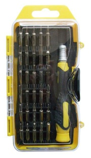 31pc Precision screwdriver Bits