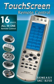 16 in 1 Universal & Learning Touch Screen Remote Control