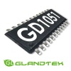 GD1051 LED driver IC for 16 channels application