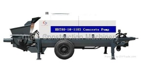 HBT40 concrete pump