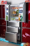 308L Side by Side Refrigerator - BCD-308D