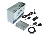 GSM and GPS Vehicle Tracking Alarm