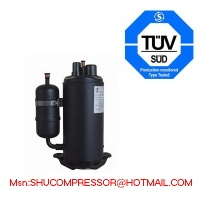 Hermetic Rotary compressor for air conditioner;condensing unit
