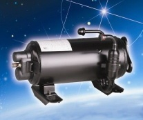 hermetic rotary air conditioning compressor - ac compressor