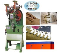 Automatic Eyeleting Machine