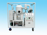 Sino-NSH Double-stage vacuum insulation oil purifier, filterTION OIL PURIFIER