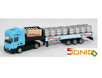Promotion truck - S003