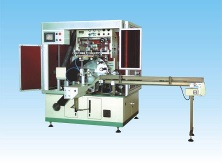 fully automatic screen printing machine TY-112 for ciecle objective