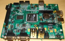 ARM micro-controller based sbc 9302