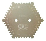 SSCE2042 Stainless steel wet film gauge - SSCE