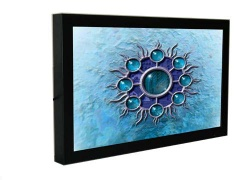 Network LCD Advertising Players with multimedia