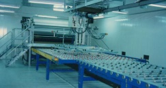 Laminating Glass Production Line