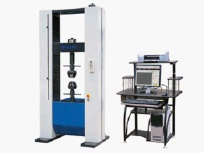 Computer Control Type Electronic Universal Testing Machine(Double Column Type) - WDW-Tseries