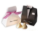 favor box and gift box for wedding party