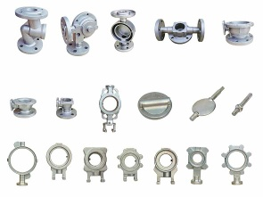 investment casting,precision casting,lost wax,pump,valve