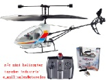 infrared control mini helicopter