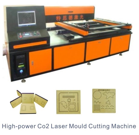 mould laser cutting machine for wood