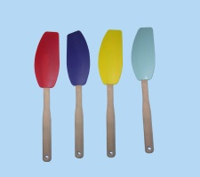 silicone butter knife