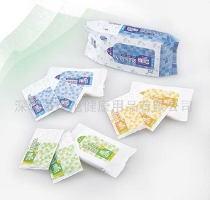 Fruit Flavor Wet Wipe - VFR