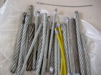 wire rope - iron and steel