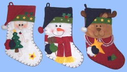 Christmas Stocking  - W993111A-C