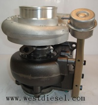 diesel turbocharger -