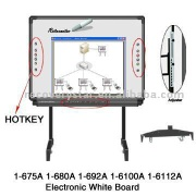 electronic whiteboard--IQboard ET - 1-A100
