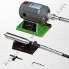 1/3HP 250W 24000rpm Professional PCB/ Bench Type Flexible Shaft Grinder - CS-307