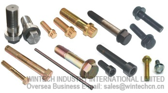 Bolts--Hex Flange Bolts,12 Point Flange Bolts,Special Bolts - 04