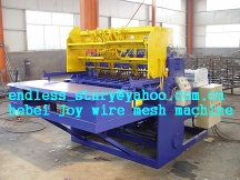 automatic building steel wire mesh welding machine Ⅱ