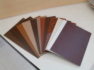 High Pressure Laminate (Wood Grain HPL)
