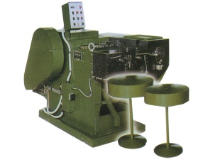 YFC-28 bimetal rivet making machine, bimetal composite contact cold header machine