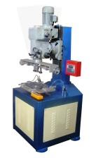 JS-400 paper tube curling and seaming machine