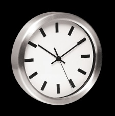 Metal Wall Clock - KD-3002