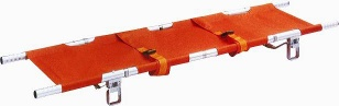 Foldable stretcher 4 parts  - YXH-1GL