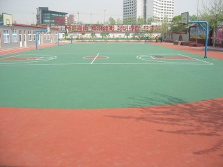 EPDM Rubber Granule for basketball ground