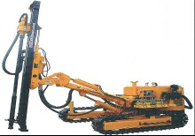 HC726A Tracked drilling carriage