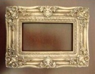 Antique Frame, Resin Gifts and Crafts - YHDFGGT-1